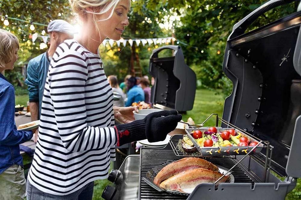 Het is altijd barbecuetijd met een gasbarbecue